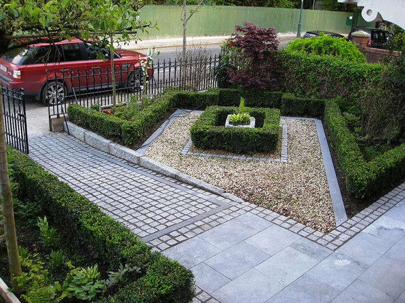 sloping garden design ideas quiet corner ForSmall Sloping Garden Designs
