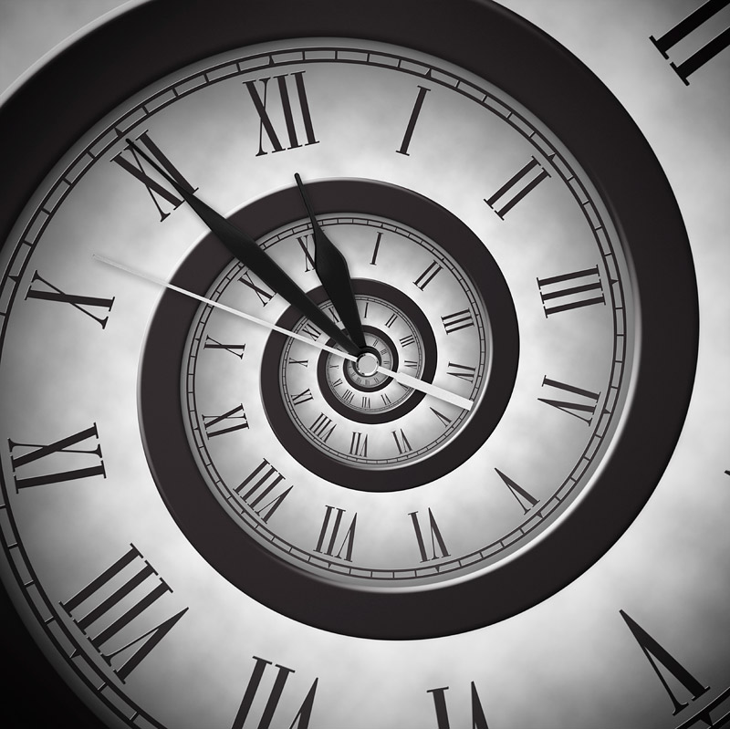 Why people in danger feel as if time slowed down for them?