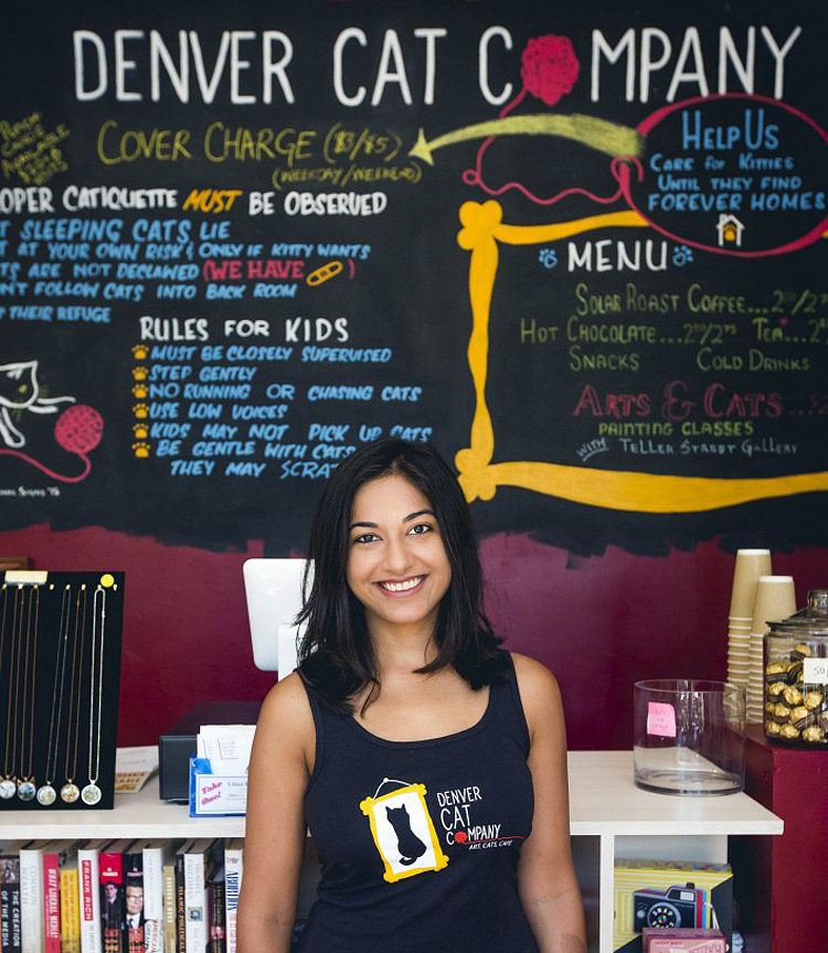 America's First Cat Wine Bar To Open In Denver