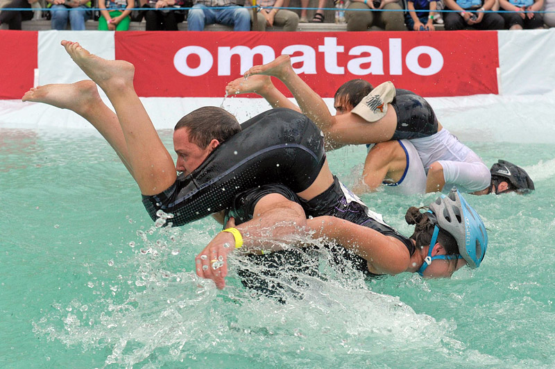 Top 10 Strangest Sports in the World