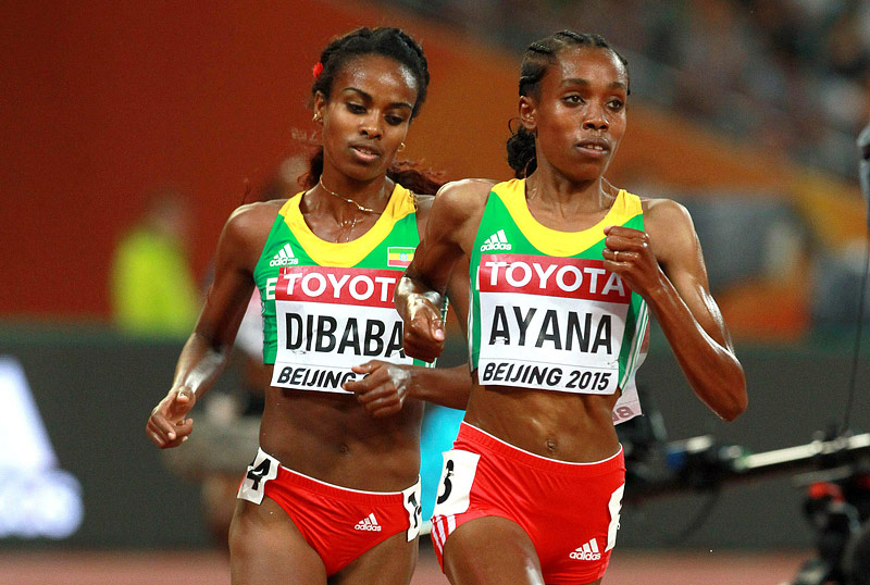 What is the secret of East African distance runners?