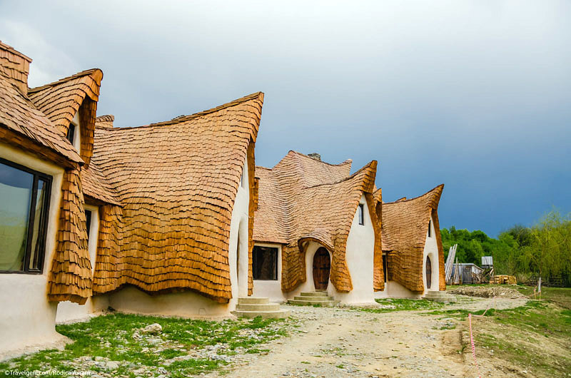 100% Organic Amazing Eco Friendly Lodge in Romania