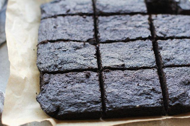Dessert Recipe - Fudgy Gluten Free Brownies