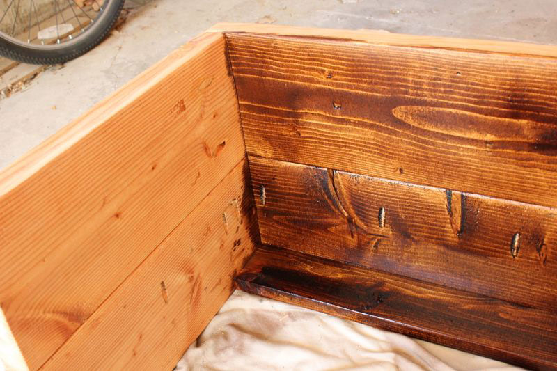 Wood Finishing - How to Apply Wood Stain