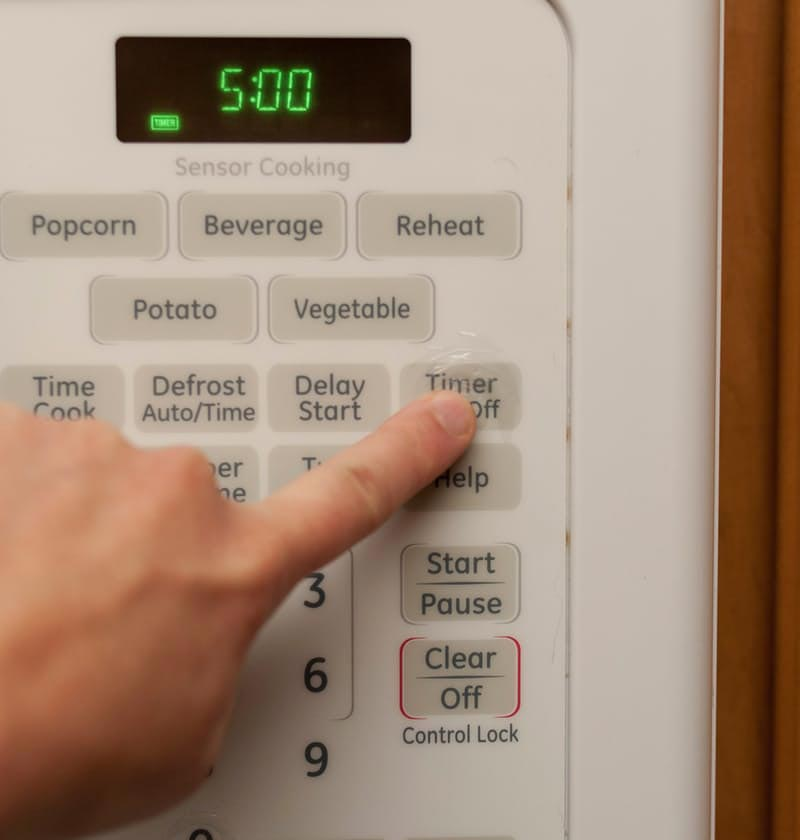 Clean Your Microwave Naturally