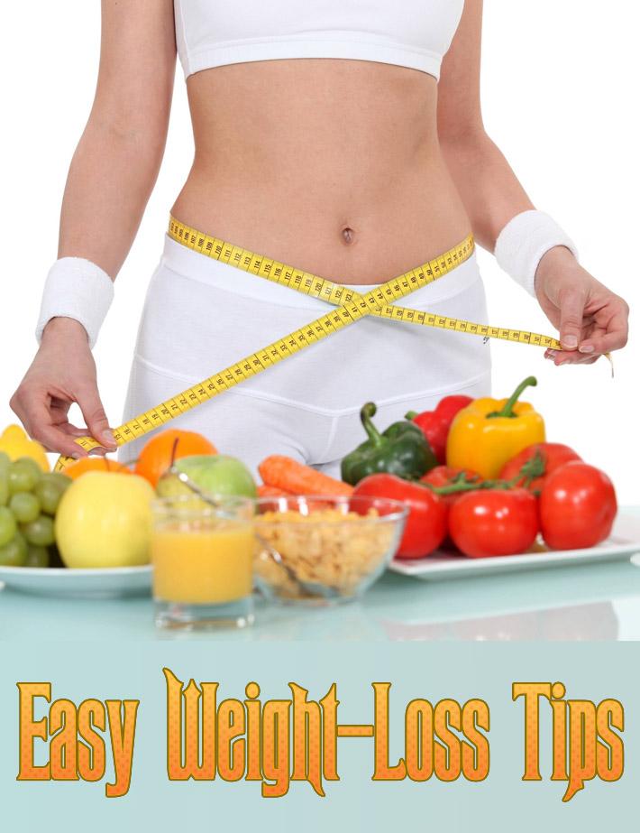 Easy Weight-Loss Tips - Quiet Corner