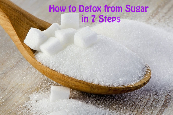 How to Detox from Sugar in 7 Steps