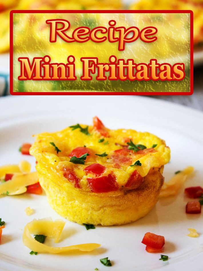 Mini Frittatas Recipe
