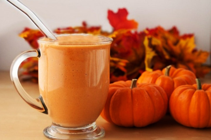 Pumpkin Smoothie Recipe