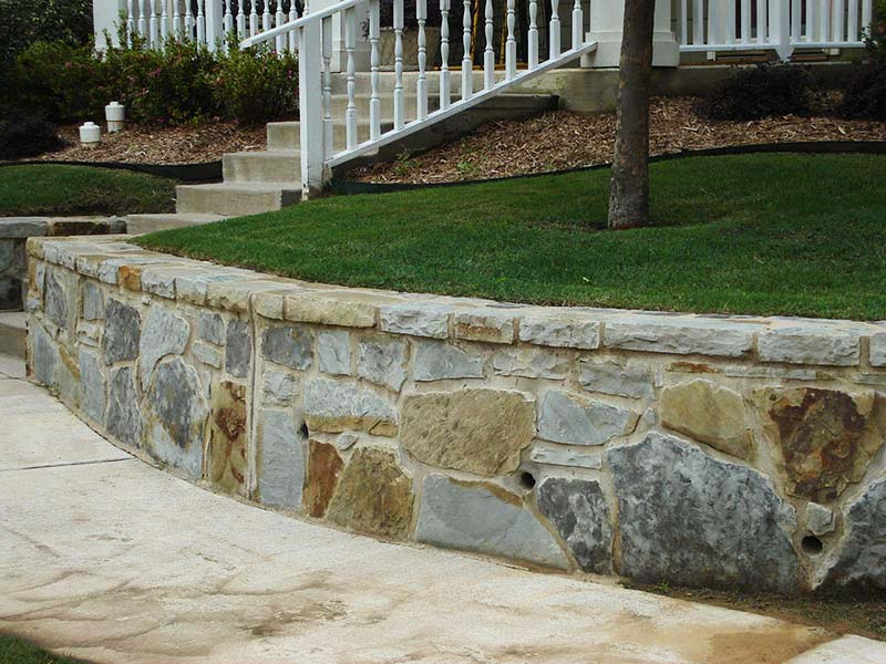 front yard retaining wall related keywords front yard