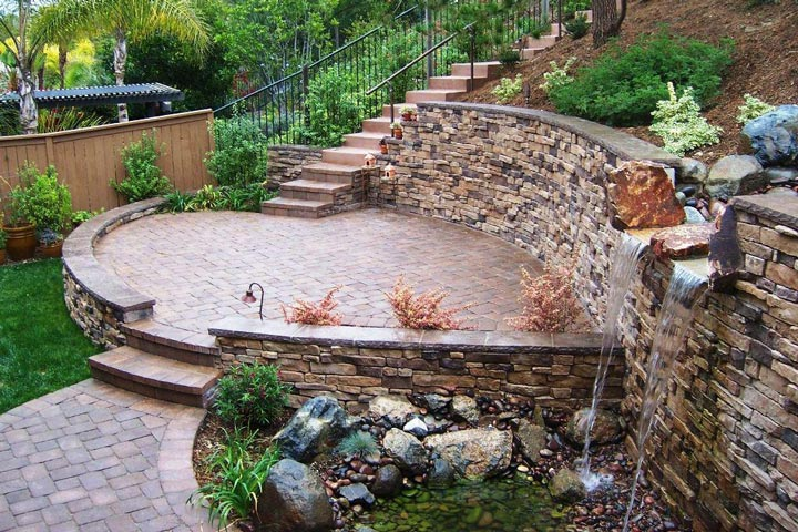 retaining wall design ideas these retaining wall design ideas will be