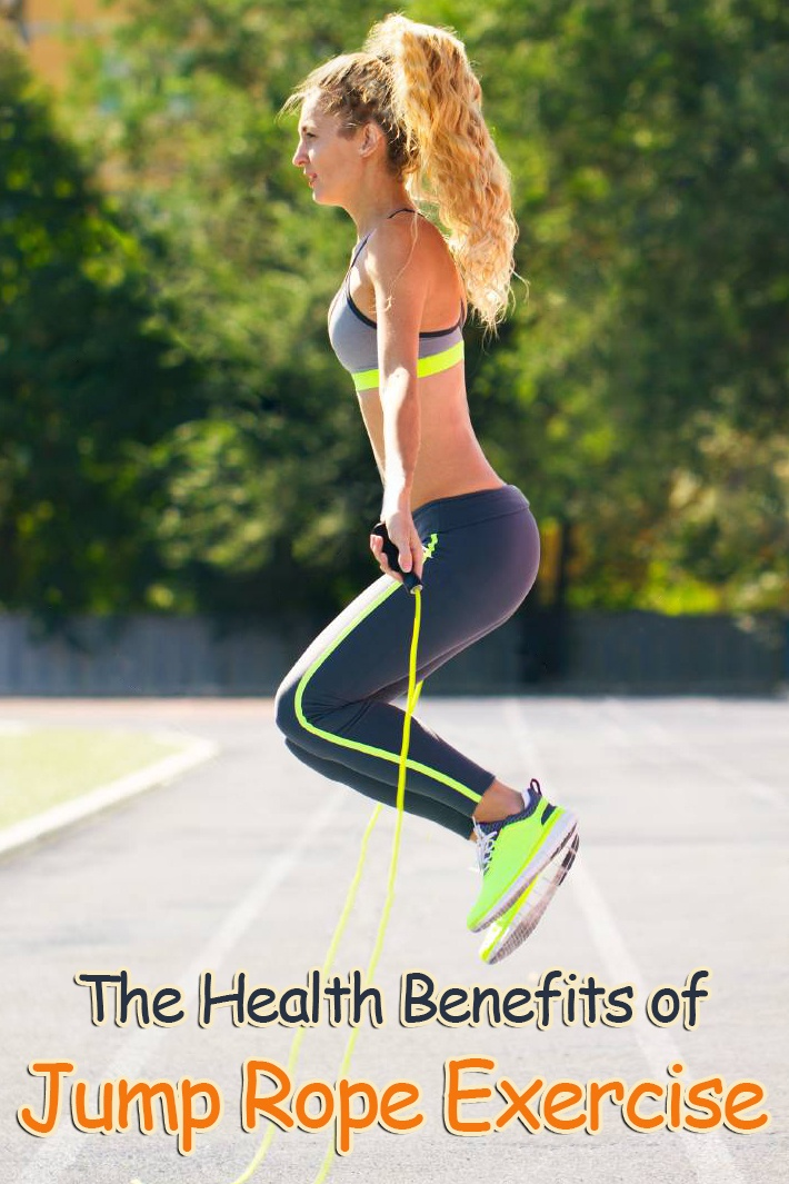 What are The Health Benefits of Jump Rope Exercise? - Quiet Corner