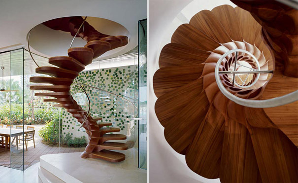 Unique and Creative Staircase Designs