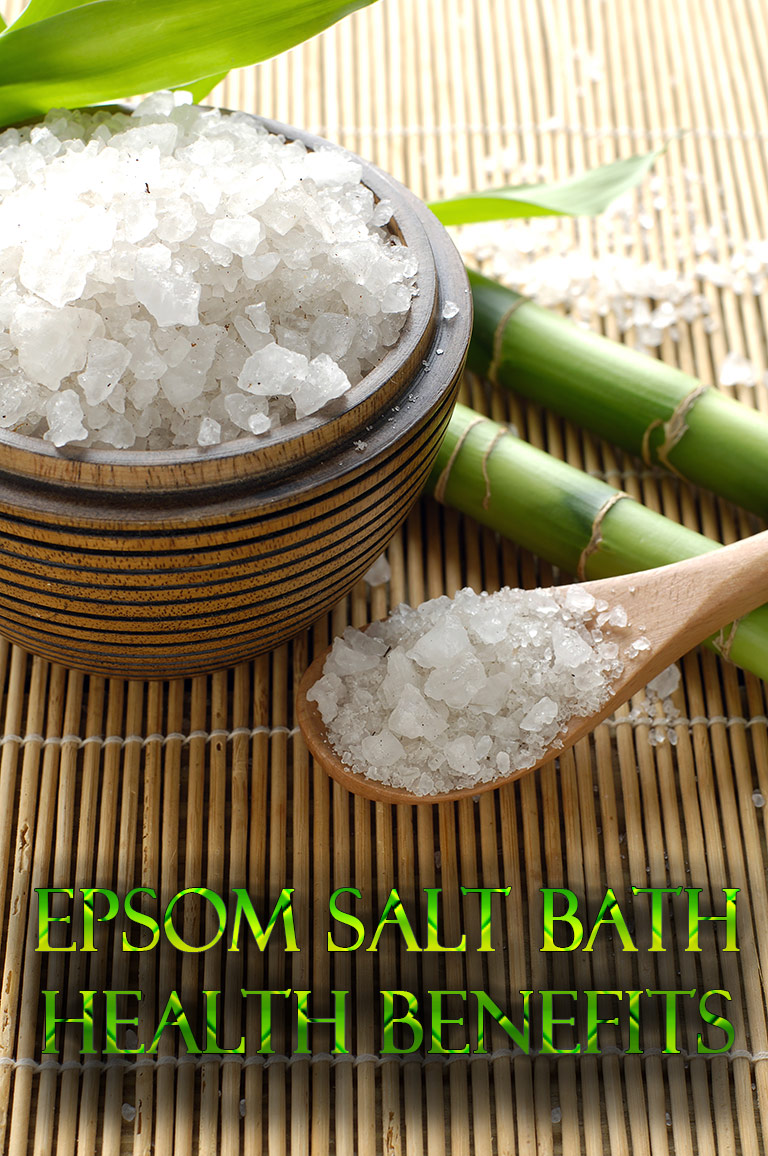 Epsom Salt Bath Health Benefits