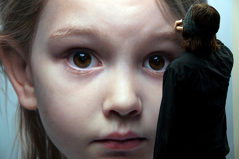 11 Amazing Hyperrealist Artists