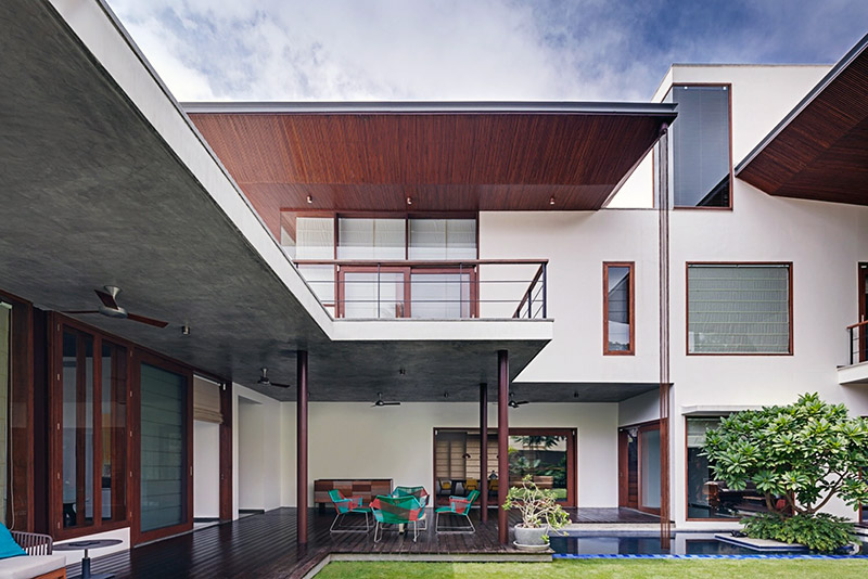 Dream Houses - House 1058 by Khosla Associates