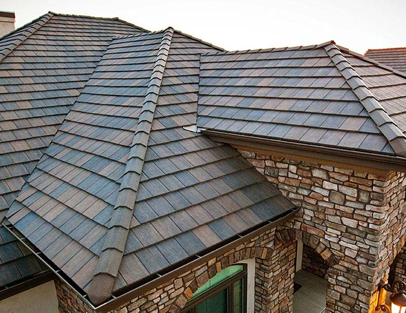 10 best roofing materials for warmer climates quiet corner for Roofing material options