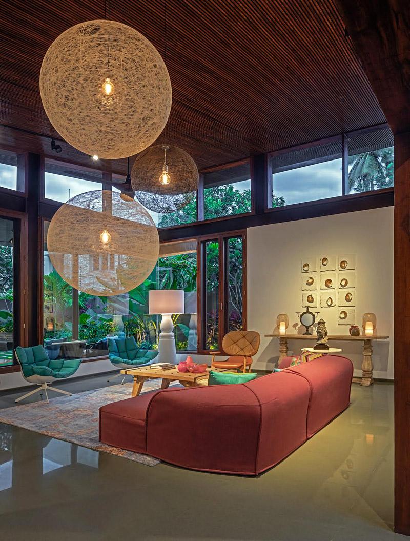 Dream Houses - House 1058 by Khosla Associates