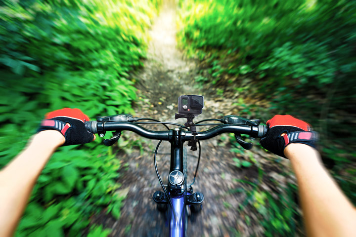 Gain More Confidence While Mountain Biking