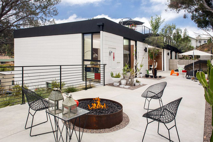 Clea House – Beautiful House With A Large Rooftop Deck