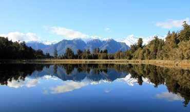 Amazing Intact Natural Beauty of New Zealand