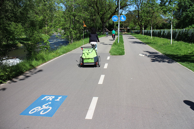 Germany Launches Completely Car-Free Bicycle Highway