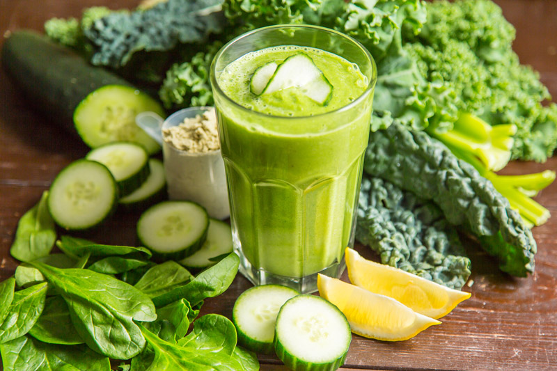 Here's Why Green Smoothies are Great for Your Health