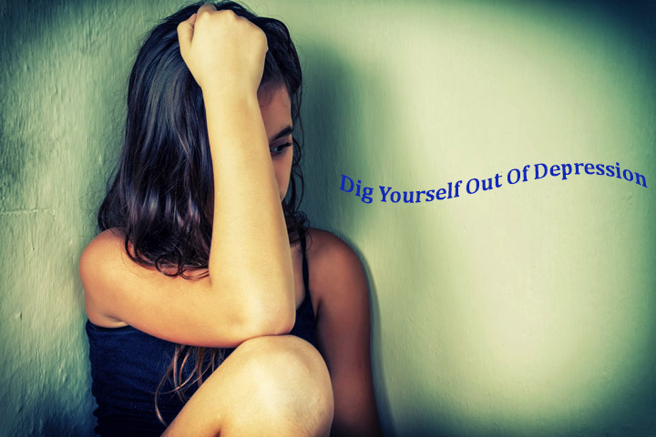 Dig Yourself Out Of Depression - Quiet Corner
