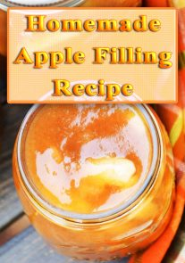 Homemade Apple Filling Recipe