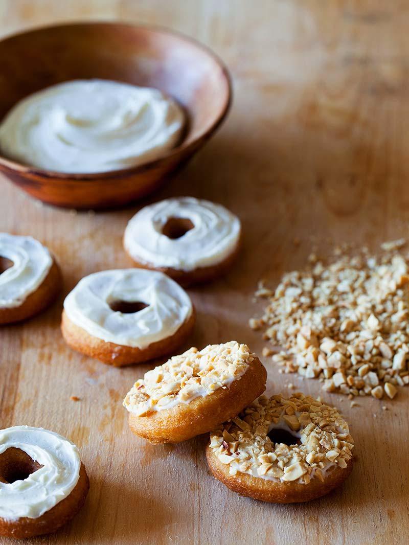 Quiet Corner No Yeast Cake Doughnuts Recipe Quiet Corner