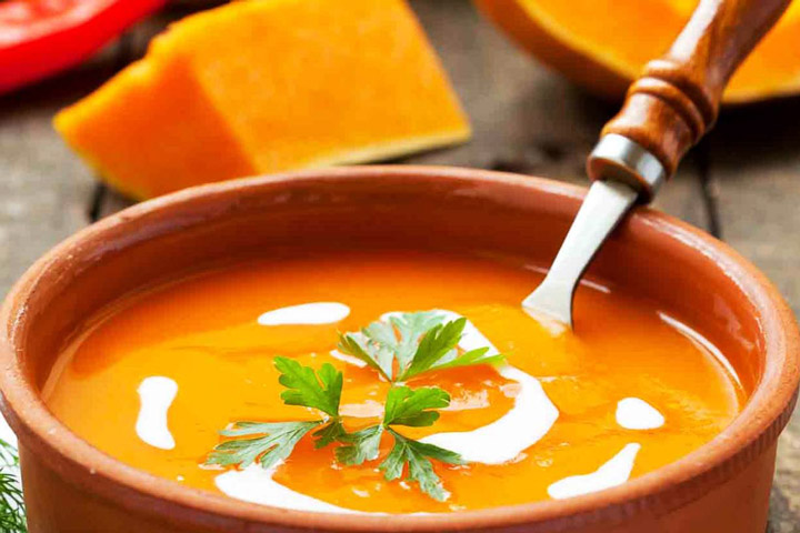 Pumpkin Soup Recipe