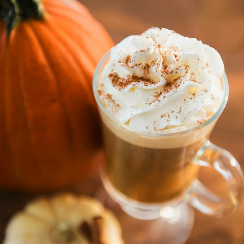 Pumpkin Spice Latte Recipe - Quiet Corner