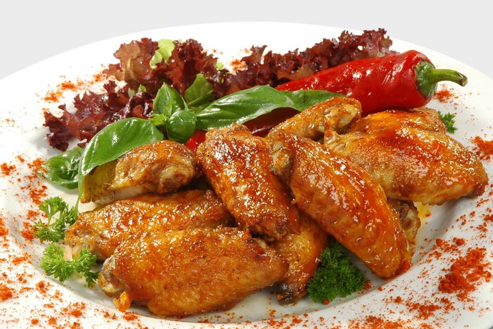 Spicy Chicken Wings Recipe