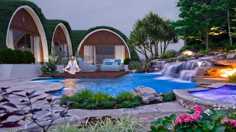 The Green Magic Homes