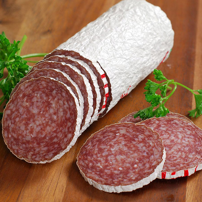Meat Processing - What is Salami Really Made Of?