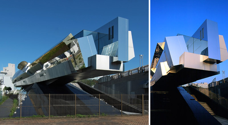 Amazing Examples Of Modern Japanese Architecture