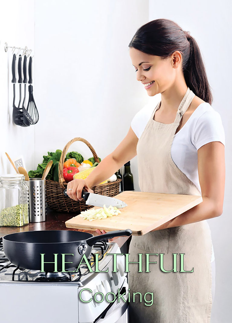 Healthful Cooking - The Healthiest Cooking Methods