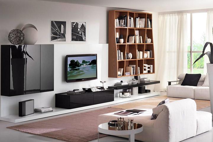 Italian Charisma - Living Room Design Ideas by Tumidei