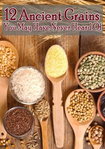 12 Ancient Grains You May Have Never Heard Of