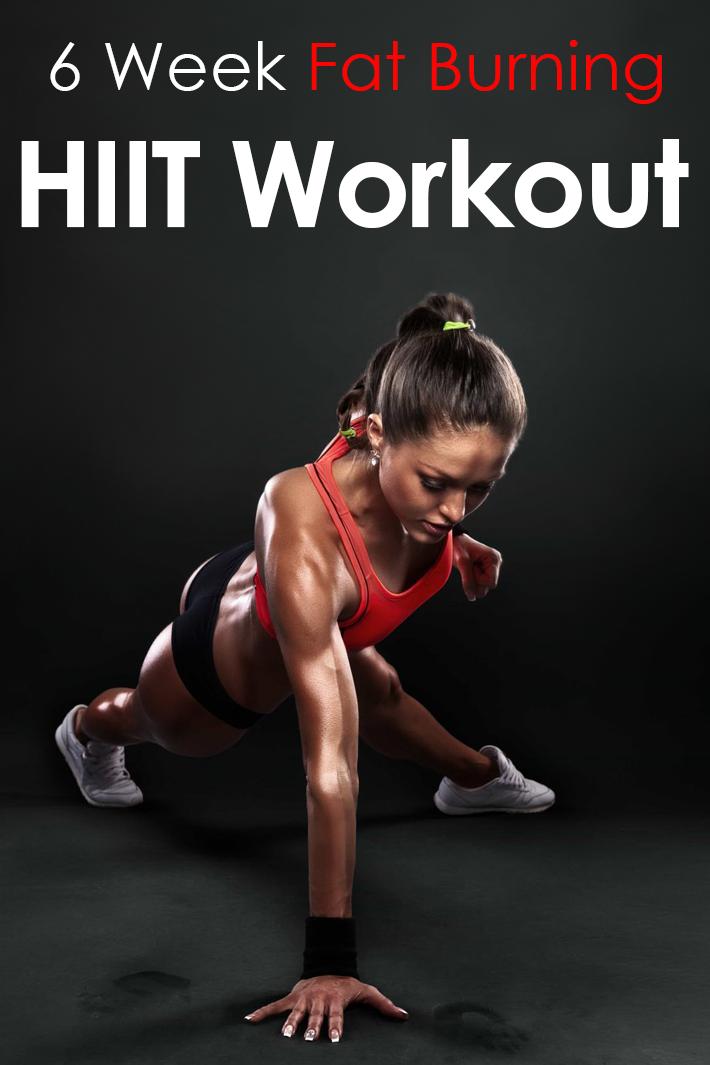 6-Week Fat Burning HIIT Workout - Quiet Corner