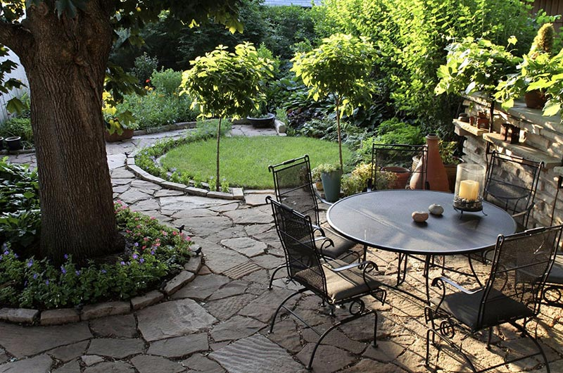 Amazing Backyard Landscaping Ideas - Quiet Corner on Amazing Backyard Ideas id=67622