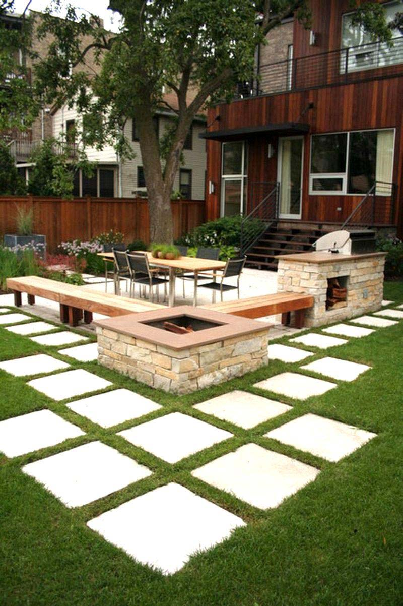 Amazing Backyard Landscaping Ideas - Quiet Corner on Backyard Garden Design id=42931