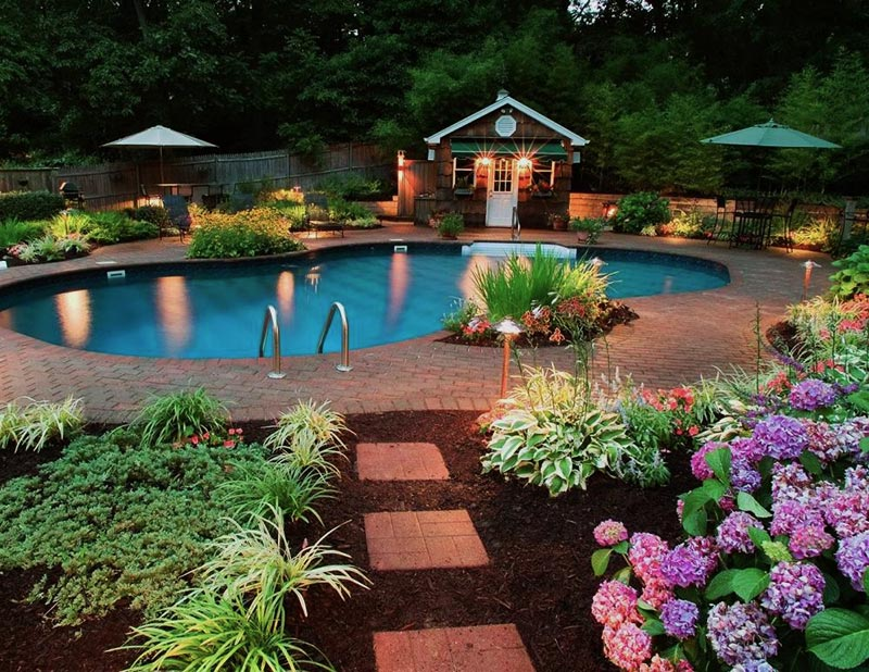 Amazing Backyard Landscaping Ideas - Quiet Corner on Amazing Backyard Ideas id=71194
