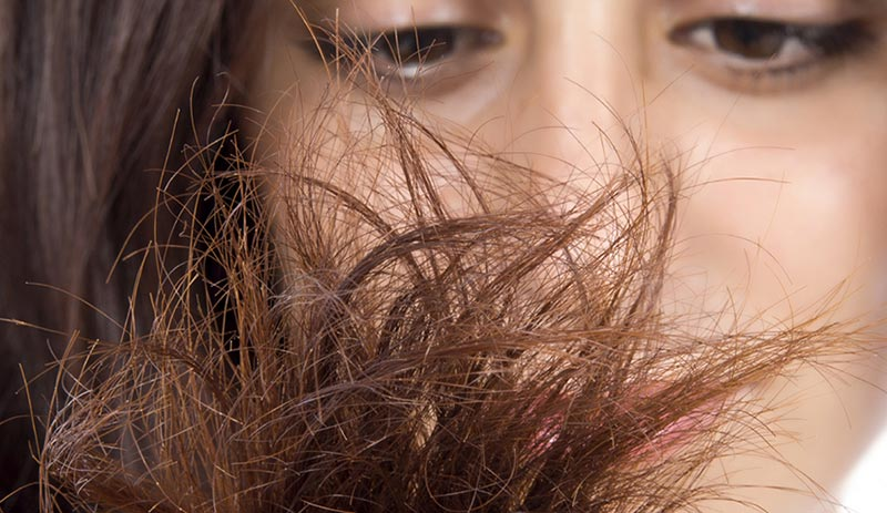 Care tips for Dry Hair