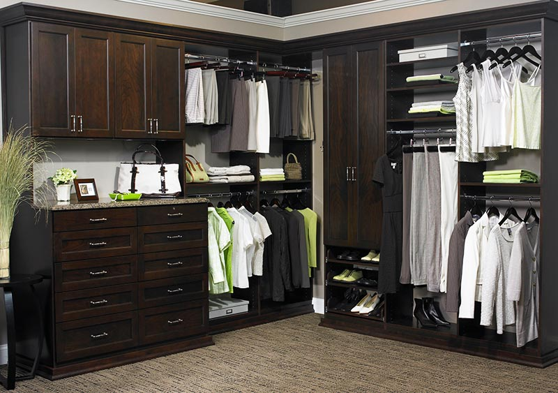 Closet Design Ideas and Tips