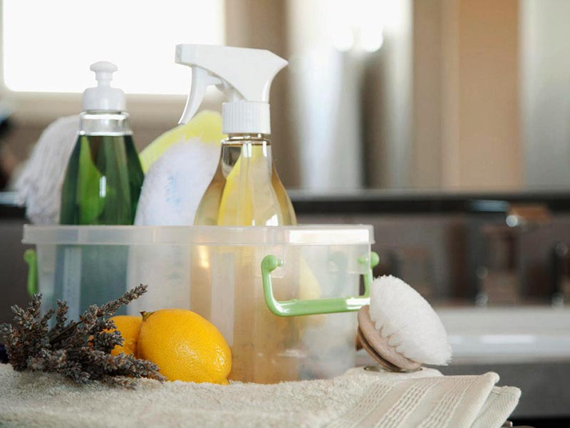 DIY Homemade Household Cleaners