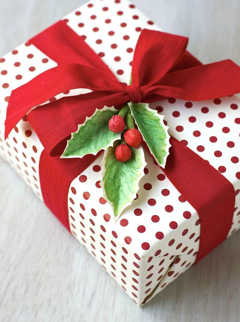 Easy christmas gift wrapping ideas quiet corner for Creative christmas ideas
