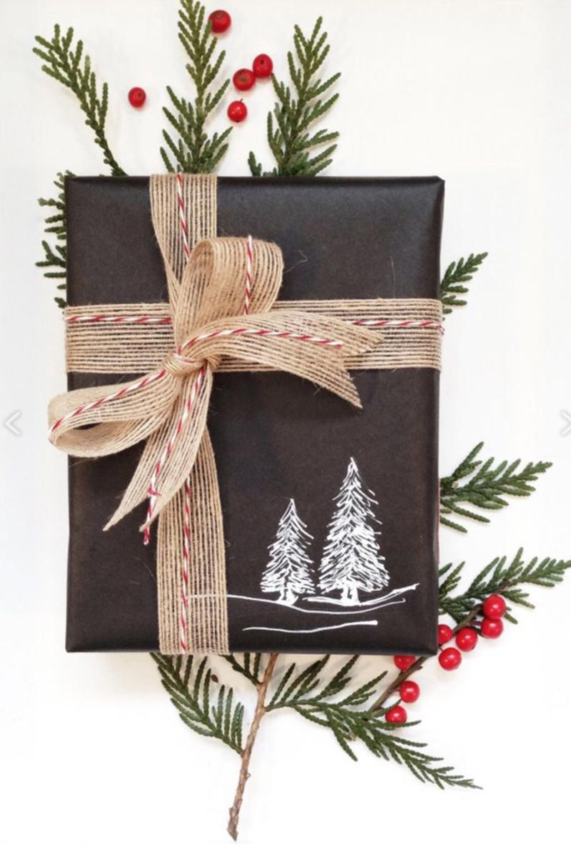 Quiet Corner:Easy Christmas Gift Wrapping Ideas - Quiet Corner