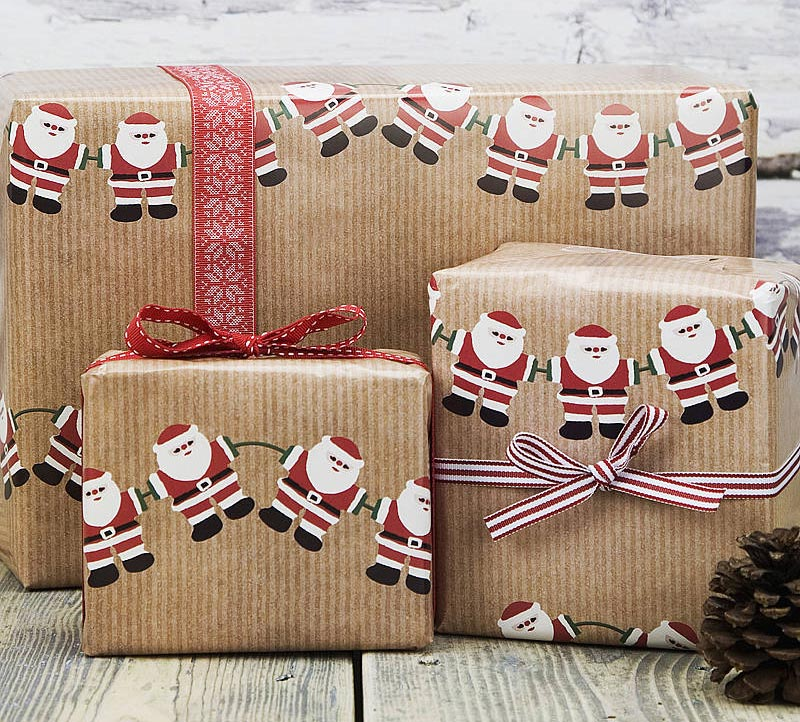 EaEasy Christmas Gift Wrapping Ideassy Christmas Gift Wrapping Ideas