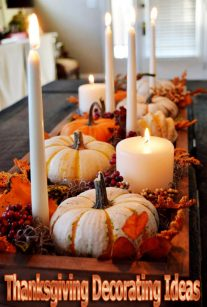 Thanksgiving Decorating Ideas